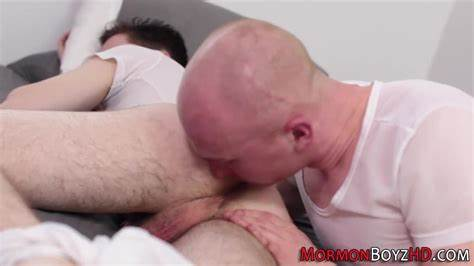 Mormon Twink Spied And Pounded mormon barebacks in 3way free gay porn video 62: xhamster