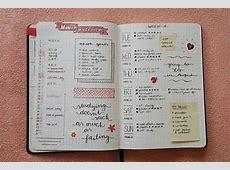 Bullet journal aprenda como criar o diário mais fofo do mundo