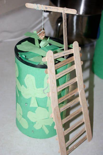 cool diy leprechaun trap ideas   children