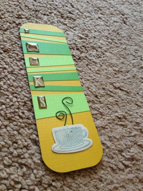 creatinve diy bookmarks ideas  interesting reading