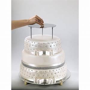 Plateau Pour Gateau : ossature inox 3 plateaux pour wedding cake en vente dans ~ Teatrodelosmanantiales.com Idées de Décoration