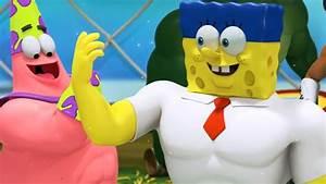 SpongeBob SquarePants HeroPants 60fps 1080p Movie Game