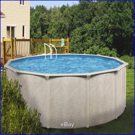 Low Price Aboveground Pools » Blog Archive » 24′ Round