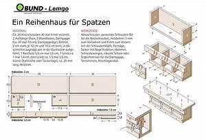 Nistkasten Für Spatzen : bauanleitung nistkasten pin nistkasten bauanleitung on ~ Michelbontemps.com Haus und Dekorationen