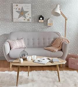 Petit Salon Cosy : maisons du monde deco scandinave et esprit cocooning c t maison ~ Melissatoandfro.com Idées de Décoration