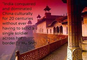 These Quotes ab... India Visit Quotes