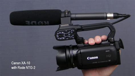 Canon Xa10 Practical Experience With Canon Xa 10 Bpmsg
