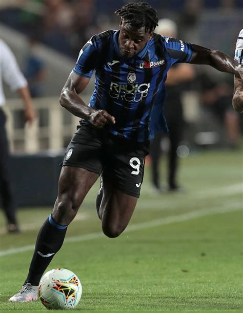 Atalanta striker Zapata happy with double in victory over ...