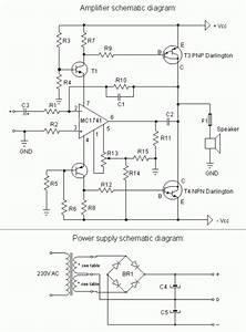 Motorola Hi-fi Power Amplifier