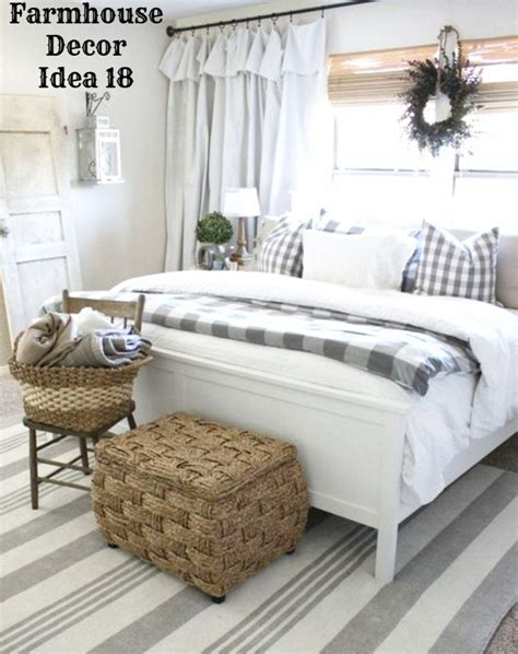 Country Decorating Ideas For Bedroom by Farmhouse Decor Clean Crisp Organized Farmhouse