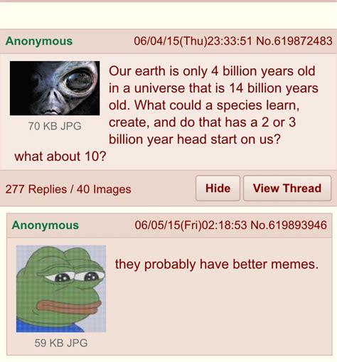 Memes 4chan - better memes 4chan know your meme