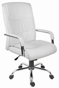 White Office Chair – Workplace Environment HomeFurniture org