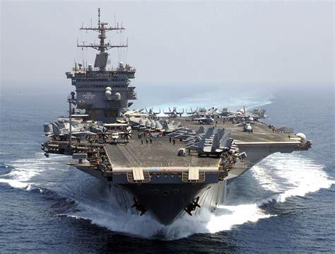 le porte avions uss enterprise f 234 te ses 49 ans mer et marine