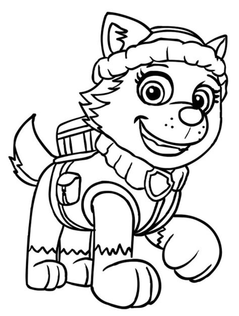 Nick Jr Kleurplaten by Top 10 Paw Patrol Nick Jr Coloring Pages Coloring Pages