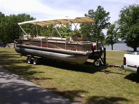 Pontoon Boat Bimini Top With Frame by 20ft Bimini Top With Frame