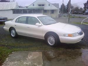 1997 Lincoln Continental - Pictures