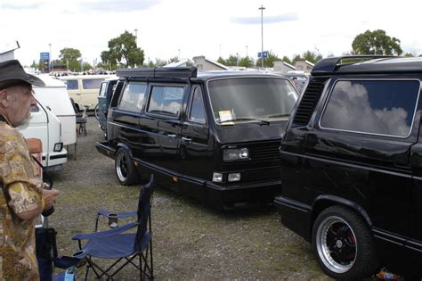 Reer Lade by Vanagon Converted To A Trailer Vanagon Hacks Mods