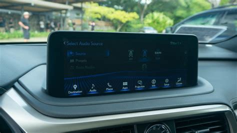 Lexus Android Auto 2020 by On With Widescreen Android Auto In The 2020 Lexus Rx