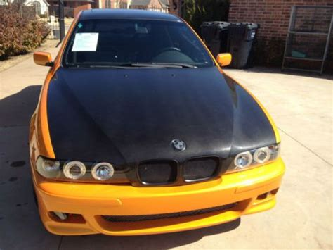Fast And Furious Bmw by Sell New 1998 Bmw 540i Fast And Furious Car In