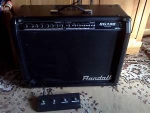 Randall Rg 100 G3 Plus Image   218044