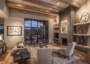 southwest home interiors southwestern contemporary home decor southwest fireplaces tile and living rooms