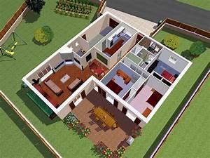 3d architecte pro cad logiciel d39architecture 3d 3d With logiciel plan maison 3d 19 brise soleil
