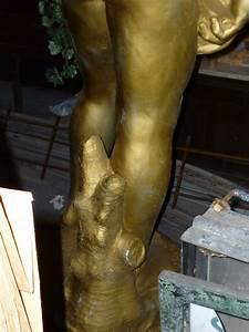 Huge, Statue, Of, David, U00ab, Obnoxious, Antiques