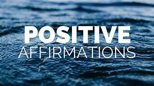 Positive Powerful (Positive) Affirmations. Metaphysics ...  Positive