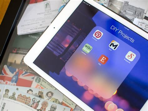 diy  craft apps  ipad pinterest etsy makr