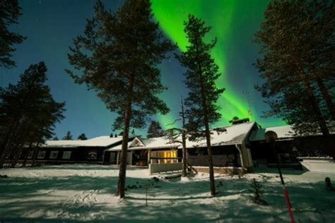 lapland adventures   northern lights  muotka