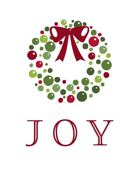 holiday joy  printable moritz fine designs