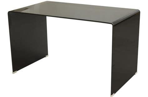 bureau verre pas cher bureau en verre noir montreal design pas cher sur sofactory