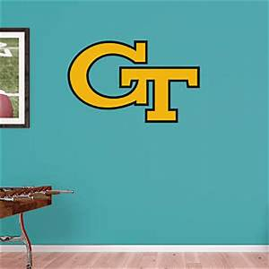 Georgia Tech Yellow Jackets - Team Logo Assortment Wall
