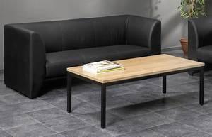 Table Basse Hauteur 60 Cm : ootb kts126 table basse 120x60 hauteur 45cm burodepo meubles et mobilier de bureau neufs et ~ Nature-et-papiers.com Idées de Décoration