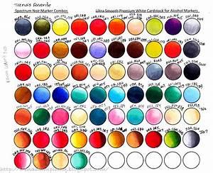 Trena, U0026, 39, S, Stampin, U0026, 39, Headquarters, My, Favorite, Color, Combo, Chart
