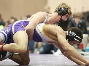 Prep wrestling: From near and far, wrestlers converge at ...