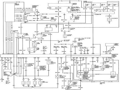 Wiring Diagram On 91 Ranger by 2000 Ford Ranger Coil Pack Wiring Diagram Wiring Forums
