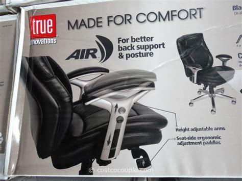 true innovations task office chair costco true