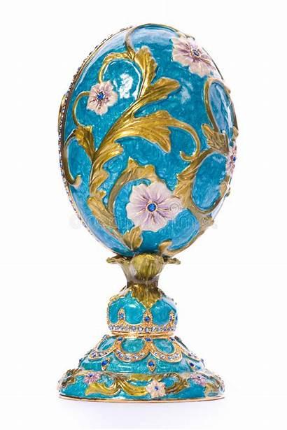 Faberge Egg Eggs Decoration Royalty Fabrege Isolated