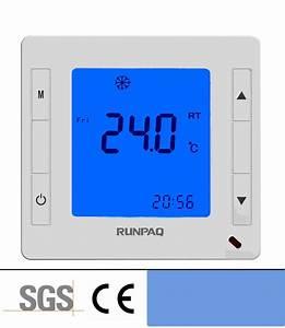 China Smart Wireless Hvac Electronic Digital Room