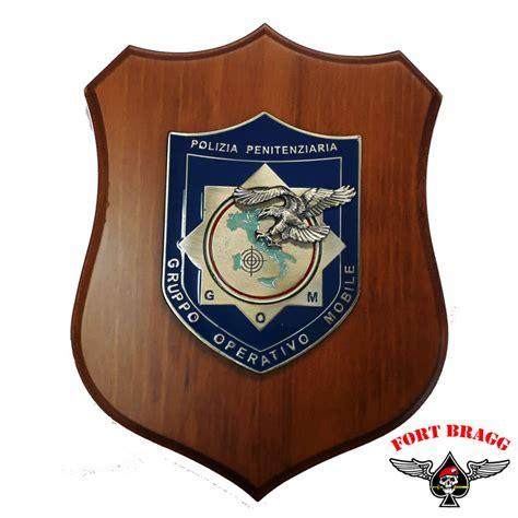 Gruppo Operativo Mobile Polizia Penitenziaria by Crest Polizia Penitenziaria Abbigliamento Militare