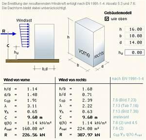 Wind Und Schneelasten Berechnen : 4h wusl detailinformationen ~ Articles-book.com Haus und Dekorationen