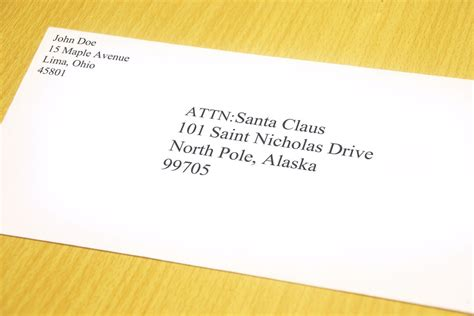 how to address an envelope with attn business letter envelope format attention letters