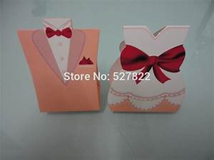 wholesale hot sale 100pcs pink tuxedo dress wedding party With wedding party favors wholesale