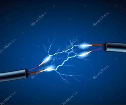 Electricity Elektriciteit Sparkls Elektrische Snoer Energi Listrik