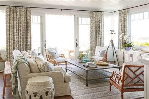 bring the shore into home with style living room