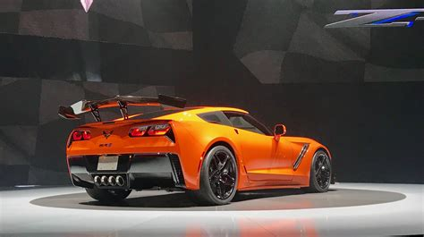 Zr1 Corvette 2019 Engine Upgrade Packages Available