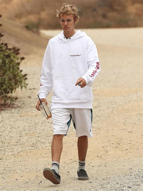 Justin Bieber Spotted Out Hiking in L.A. Amid News Ex ...