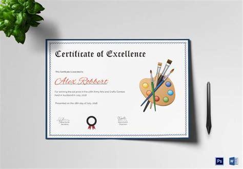 award certificate templates sample templates