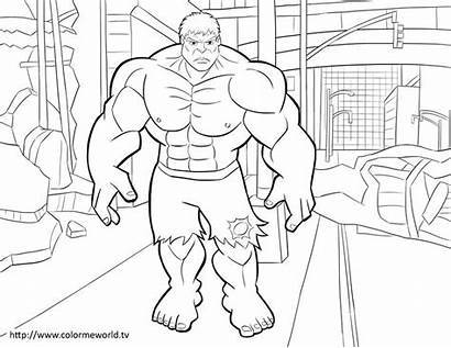 Coloring Pages Sheets Marvel Avengers Printable Pdf